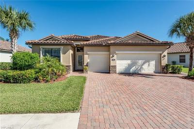 Naples Single Family Home For Sale: 3837 Ruby Way