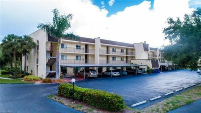 Bonita Springs Condo/Townhouse For Sale: 25808 Cockleshell Dr #117