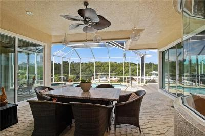 Fort Myers Beach Single Family Home For Sale: 18110 Old Pelican Bay Dr