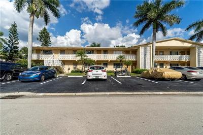Fort Myers Condo/Townhouse For Sale: 13151 Kings Point Dr #1A
