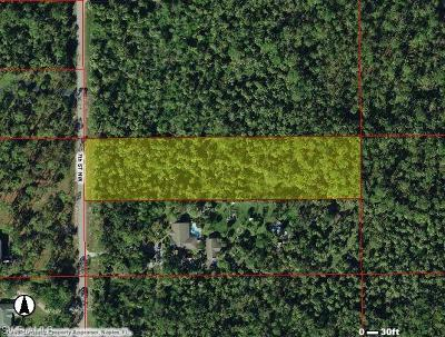 Naples Residential Lots & Land For Sale: 7th St NW