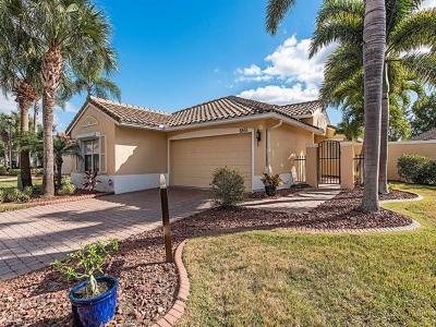 Estero Single Family Home For Sale: 8865 Cascades Isle Blvd