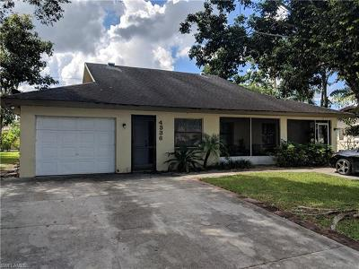 Naples Multi Family Home For Sale: 4336 SW 23rd Pl