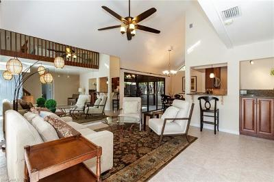 Naples Single Family Home For Sale: 1311 Solana Rd #A-2