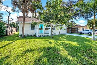 Bonita Springs Single Family Home For Sale: 27609 Pullen Ave