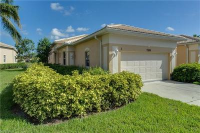 Naples Single Family Home For Sale: 7926 S Haven Dr #5-1