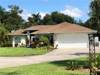 Single Family Home For Sale: 4981 Hickory Wood Dr