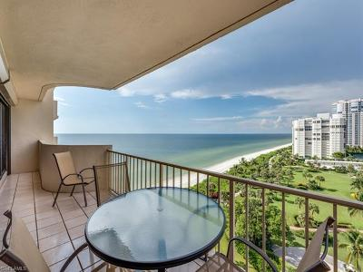 Naples Condo/Townhouse For Sale: 4005 N Gulf Shore Blvd #1105