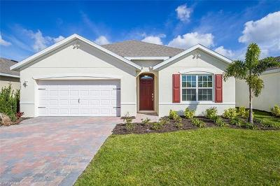 Cape Coral Single Family Home For Sale: 3503 Acapulco Cir