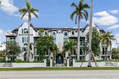 Naples Condo/Townhouse For Sale: 875 S 9th St #PH-1