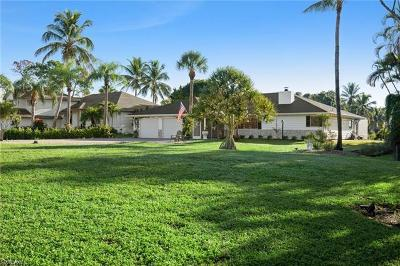 Fort Myers Single Family Home For Sale: 17683 Boat Club Dr