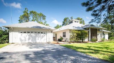 Golden Gate Estates Single Family Home For Sale: 2311 NE 52nd Ave