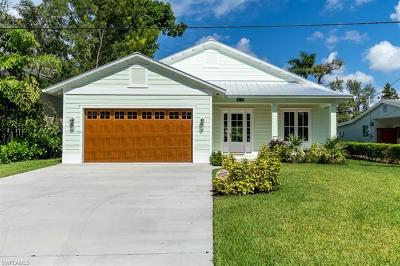 Naples Single Family Home For Sale: 1153 N 10th Ave