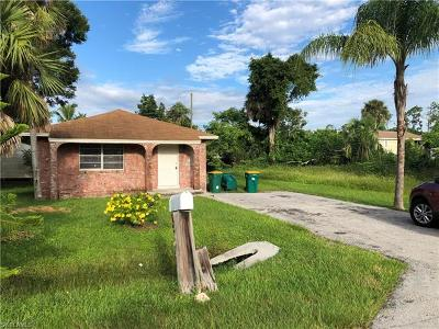 Naples FL Single Family Home For Sale: $199,900