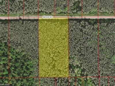 Naples Residential Lots & Land For Sale: NE 64th