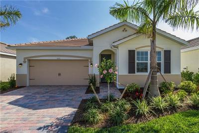 Fort Myers Single Family Home For Sale: 15231 Floresta Ln