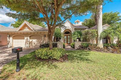 Bonita Springs Single Family Home For Sale: 14101 Ventanas Ct