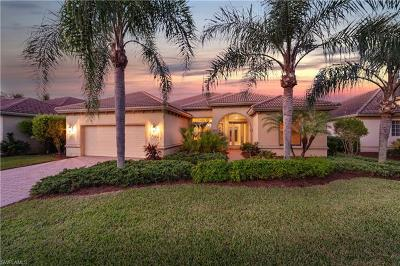 Fort Myers Single Family Home For Sale: 16341 Coco Hammock Way