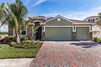 Fort Myers Single Family Home For Sale: 2833 Royal Gardens Ave