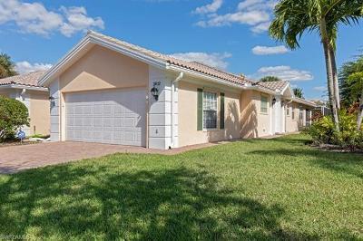 Naples Single Family Home For Sale: 3612 Exuma Way