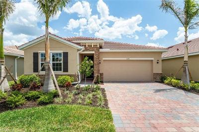 Fort Myers Single Family Home For Sale: 3271 Birchin Ln