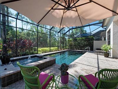 Naples Single Family Home For Sale: 18111 Lagos Way