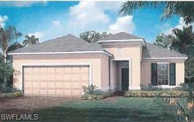 Cape Coral Single Family Home For Sale: 2626 Cayes Cir