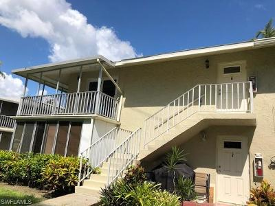 Naples Condo/Townhouse For Sale: 224 Palm Dr #8