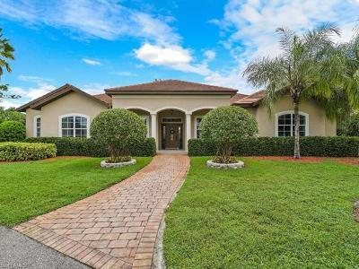 Golden Gate Estates Single Family Home For Sale: 850 SW 25th St