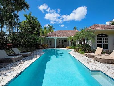 Naples Single Family Home For Sale: 664 N 3rd St