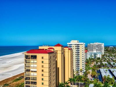 Gulfview Apts Of Marco Island Condo/Townhouse For Sale: 58 N Collier Blvd #1810