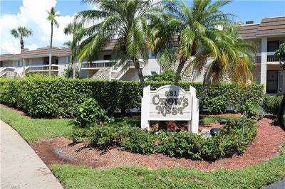 Marco Island Condo/Townhouse For Sale: 881 Panama Ct #304