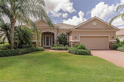 Estero Single Family Home For Sale: 10370 Plumbago Pointe Dr