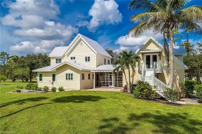 Naples Single Family Home For Sale: 1770 Oakes Blvd