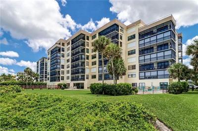 Condo/Townhouse For Sale: 9375 Gulf Shore Dr #601