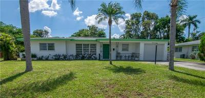 Fort Myers Single Family Home For Sale: 1412 Loma Linda Dr