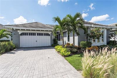 Naples Single Family Home For Sale: 4968 Andros Dr