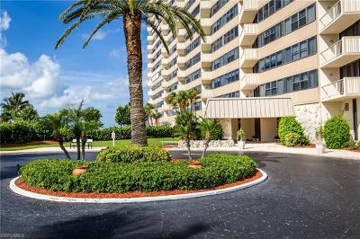 Marco Island Condo/Townhouse For Sale: 58 N Collier Blvd #503