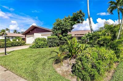 Naples Single Family Home For Sale: 4751 Lakewood Blvd #J-4