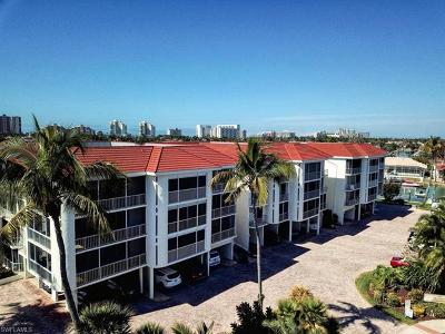 Marco Island Condo/Townhouse For Sale: 848 Collier Ct #302