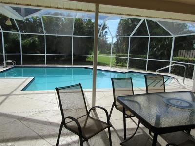 Naples Single Family Home For Sale: 1300 Foxfire Ln