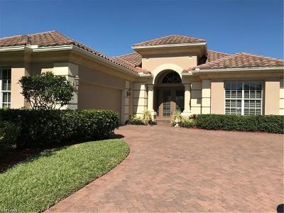 Estero Single Family Home For Sale: 20011 Chapel Trce