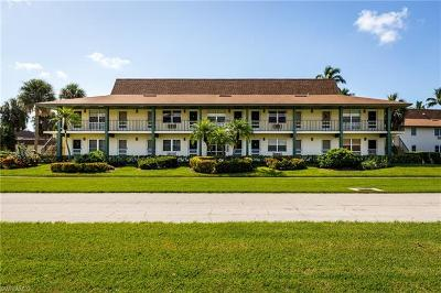 Marco Island Condo/Townhouse For Sale: 235 Seaview Ct #A9