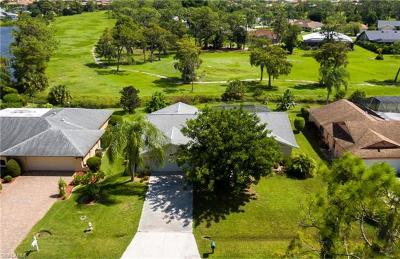 Bonita Springs Single Family Home For Sale: 24719 Paradise Rd