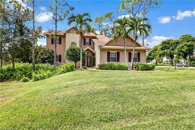 Naples Single Family Home For Sale: 6201 Cypress Hollow Way
