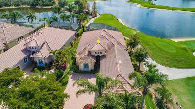 Estero Single Family Home For Sale: 11500 Amalfi Way