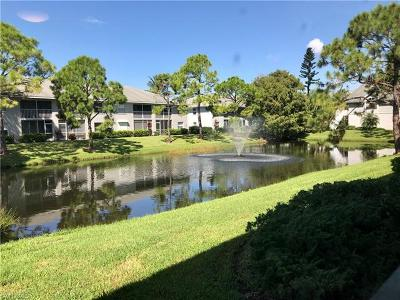 Fort Myers Condo/Townhouse For Sale: 14520 Summerlin Trace Ct #3