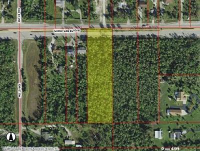 Residential Lots & Land For Sale: 1820 W Golden Gate Blvd