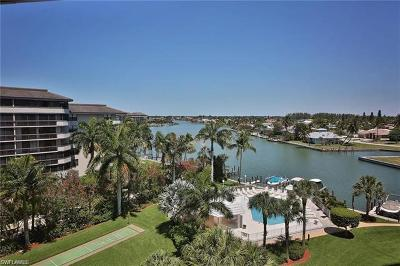 Marco Island Condo/Townhouse For Sale: 270 N Collier Blvd #502