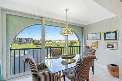 Naples Condo/Townhouse For Sale: 49 S High Point Cir #306